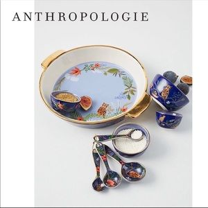 Anthropologie + Rifle Paper Co Measuring Spoons